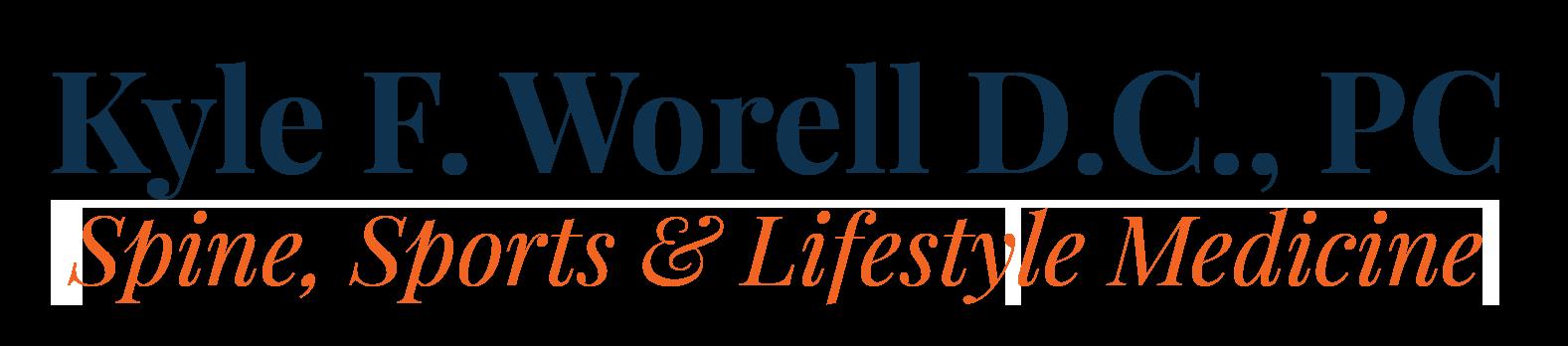 Dr Kyle Worell Logo